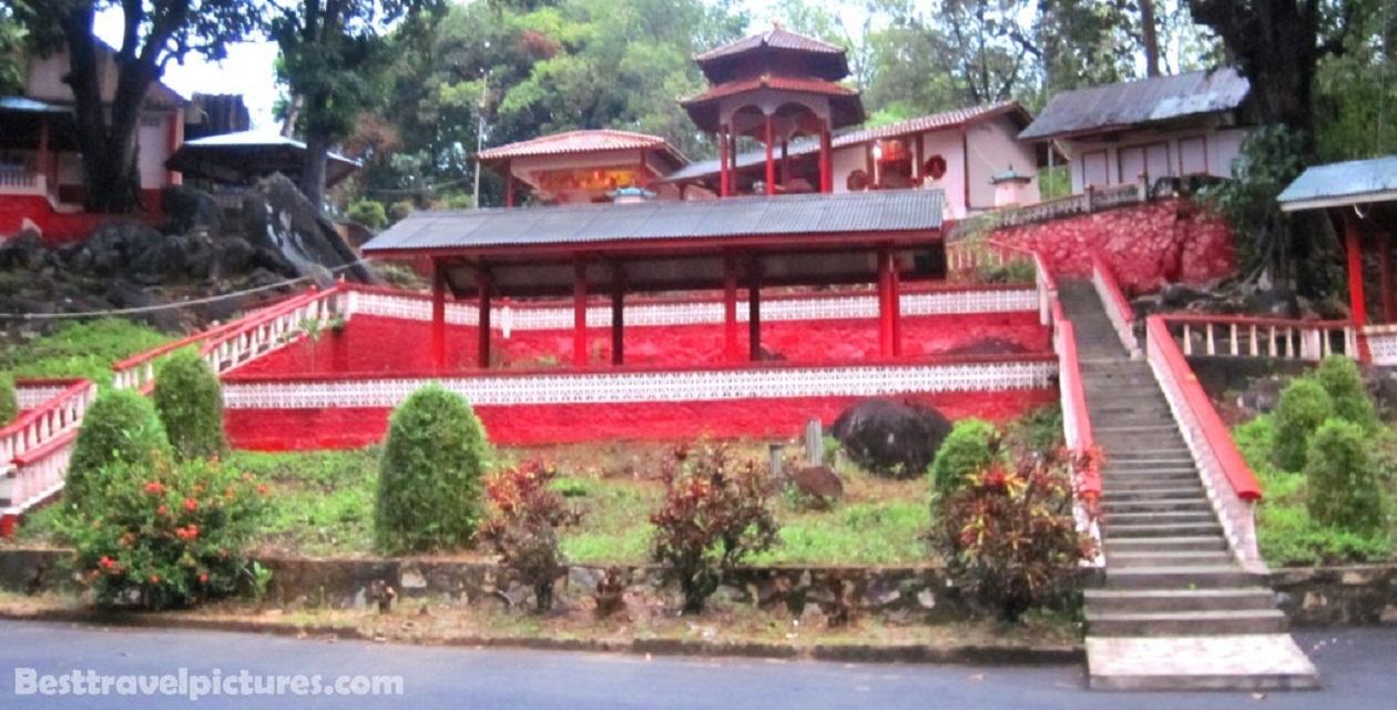 Vihara Dewi Kuan Im Kelenteng Laut Kota Pangkalpinang