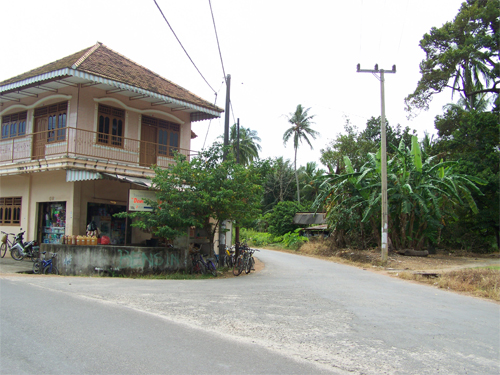 Vihara Dewi Kwan Yin Pangkal Pinang Pulau Bangka Kelenteng Laut