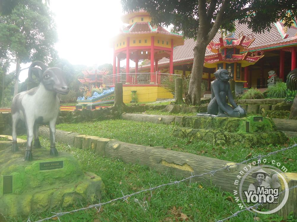 Wisata Kelenteng Dewi Laut Pulau Bangka Blog Mang Yono Patung