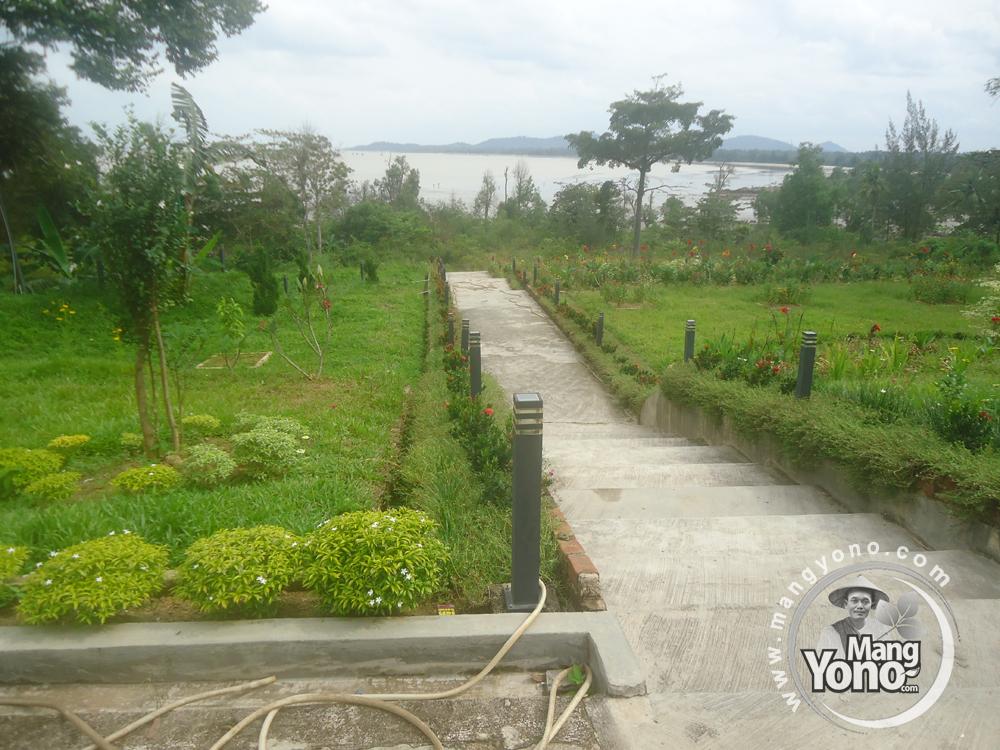 Wisata Kelenteng Dewi Laut Pulau Bangka Blog Mang Yono Tangga