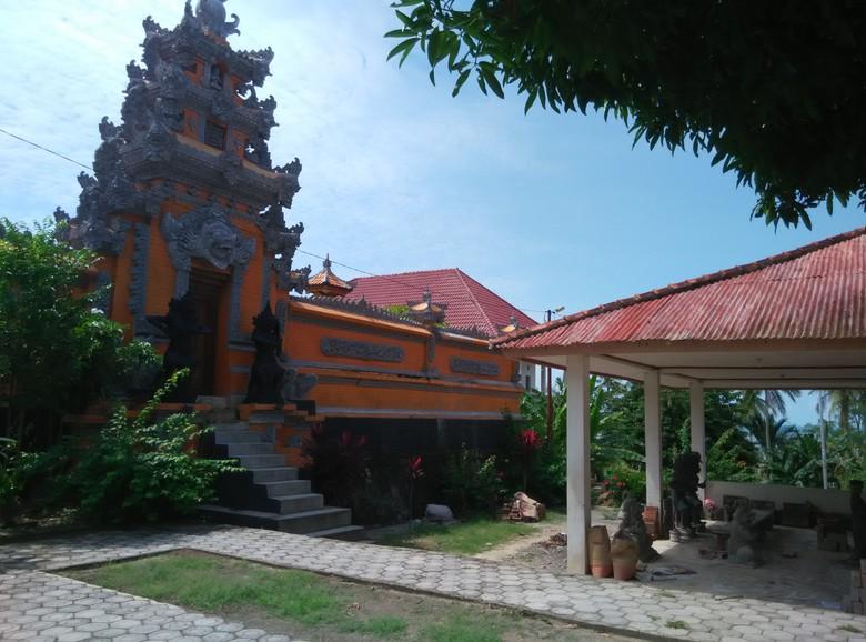 Wisata Pluralisme Pantai Pangkalpinang 3 Rumah Ibadah Berdiri Berdampingan Kelenteng