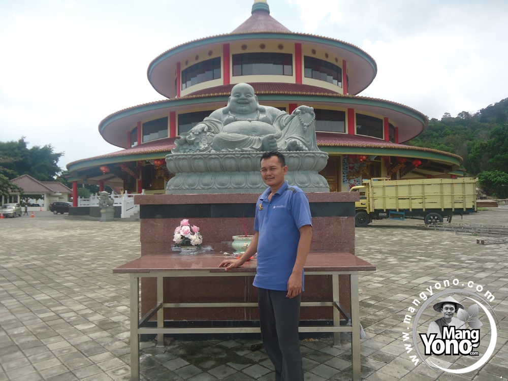 Wisata Vihara Puri Tri Agung Bangka Belitung Blog Mang Yono