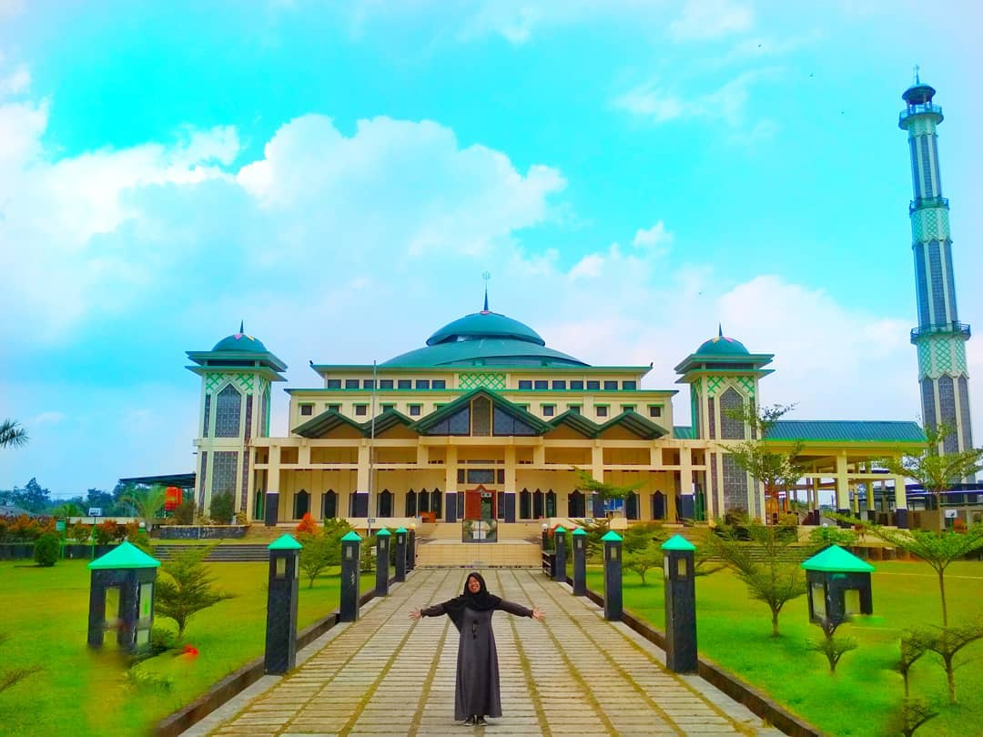 Instagram Photos Videos Tagged Explorebangka Snap361 Location Masjid Raya Tua