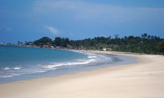14 Tempat Wisata Pangkalpinang Bangka Tempatwisataunik Pantai Matras Menara Air