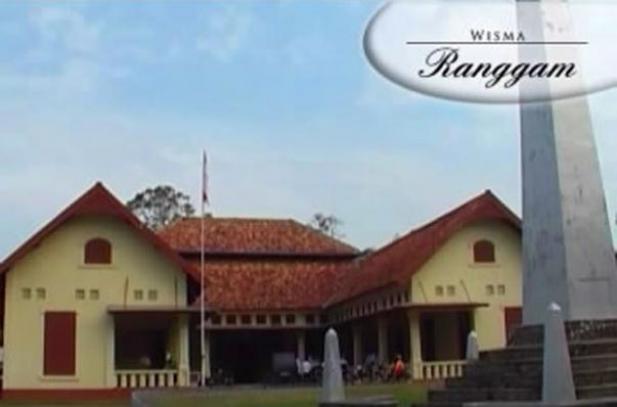 Aneka Ragam Kepulauan Bangka Belitung Makam Terletak Desa Bakit Kecamatan