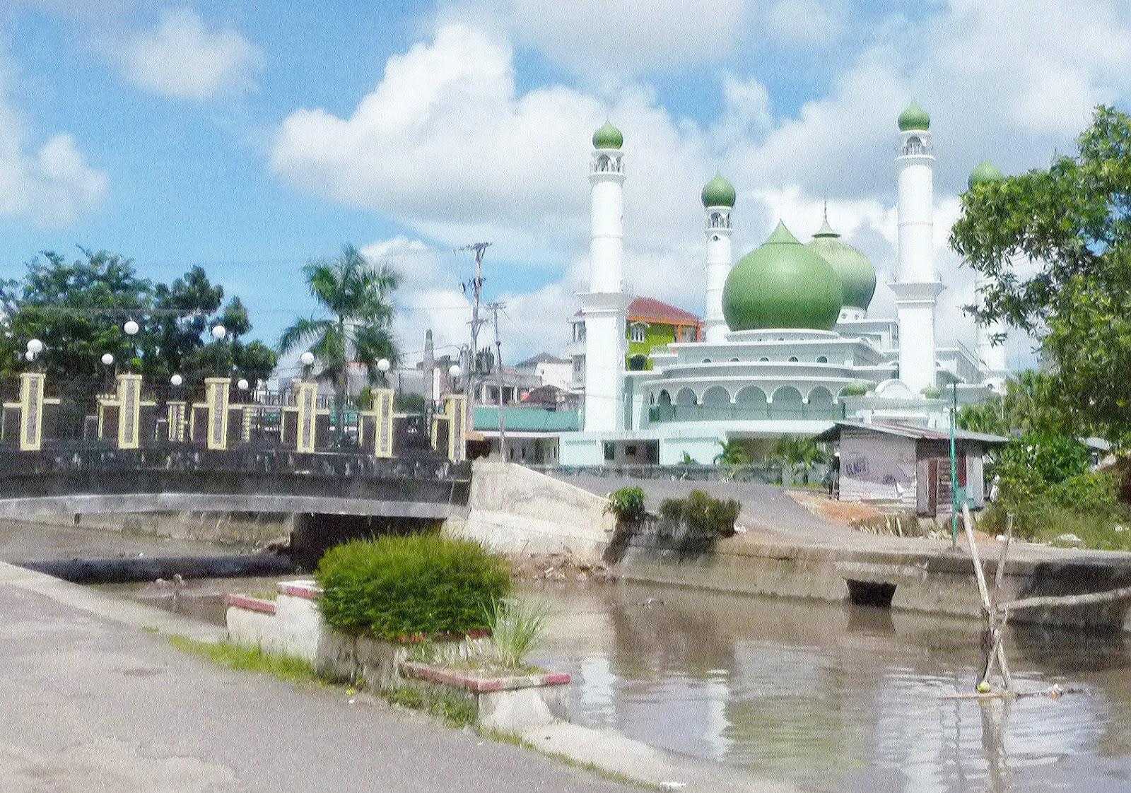 Beauty Kummy Wisata Menyenangkan Ya Pangkal Pinang Bangunan Tempat Ibadah