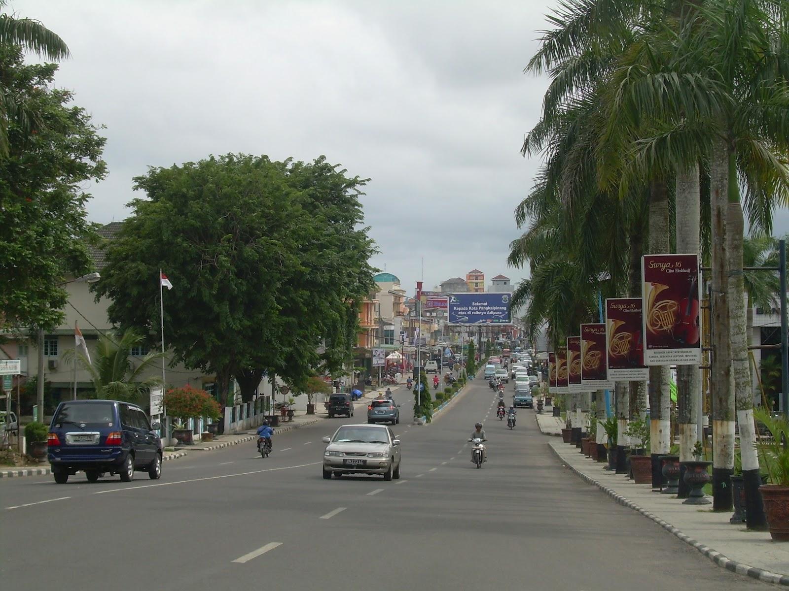 Blog Marissa Mustika Pariwisata Pangkalpinang Kota Terbesar Pulau Bangka Ibukota