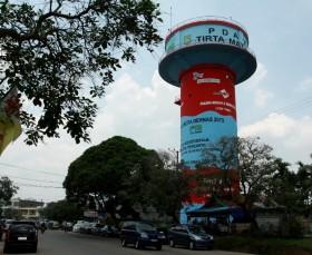Iklan Menara Air Pdam Rp 11 Juta Tribun Jambi Minum