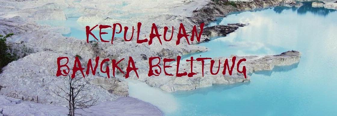 Kepulauan Bangka Belitung Pariwisata Kota Pangkalpinang Menara Air Minum