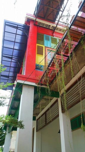 Nih Rumah Jendela Bangka Sisi Luar Inspirasi Kota Pangkalpinang Menara