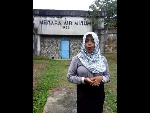 Reporter Sejarah Menara Air Minum Pangkalpinang Asti Wahyuni Pgra Iiib