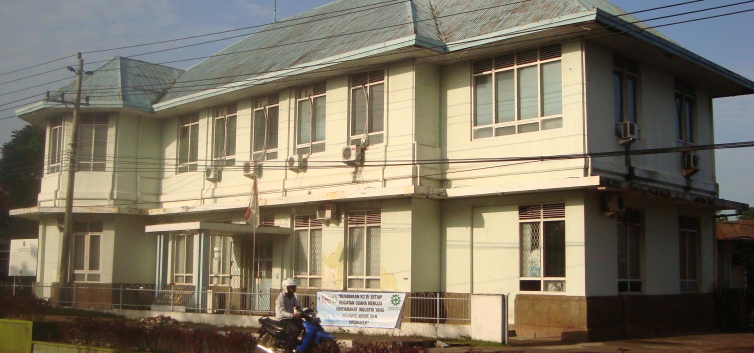 Wisata Alam Bangka Belitung Het Ziekenhuis Van De Tin Winning