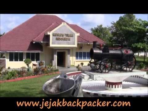 2015bakti Pangkalpinang Vocational Museum Timah Indonesia Pulau Bangka Kota