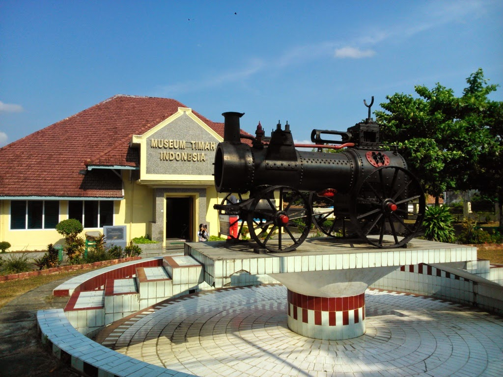 Capture Life Moments Menyaksikan Jejak Kejayaan Timah Pulau Bangka Museum