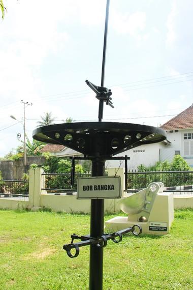 Catatan Sejarah Pertambangan Timah Indonesiakaya Eksplorasi Monitor Tambang Semprot Salah