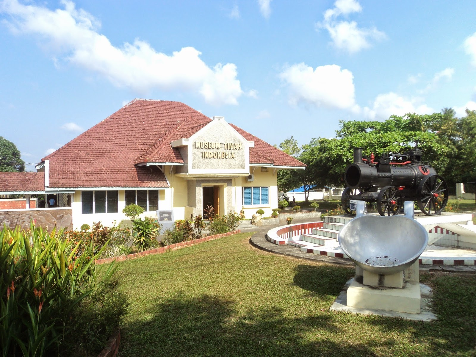 Darwance Law Museum Timah Bangka Hingga Jejak Utamanya Tambang Memang