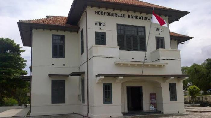 Inilah Museum Timah Muntok Indonesia Bangka Pos Kota Pangkalpinang