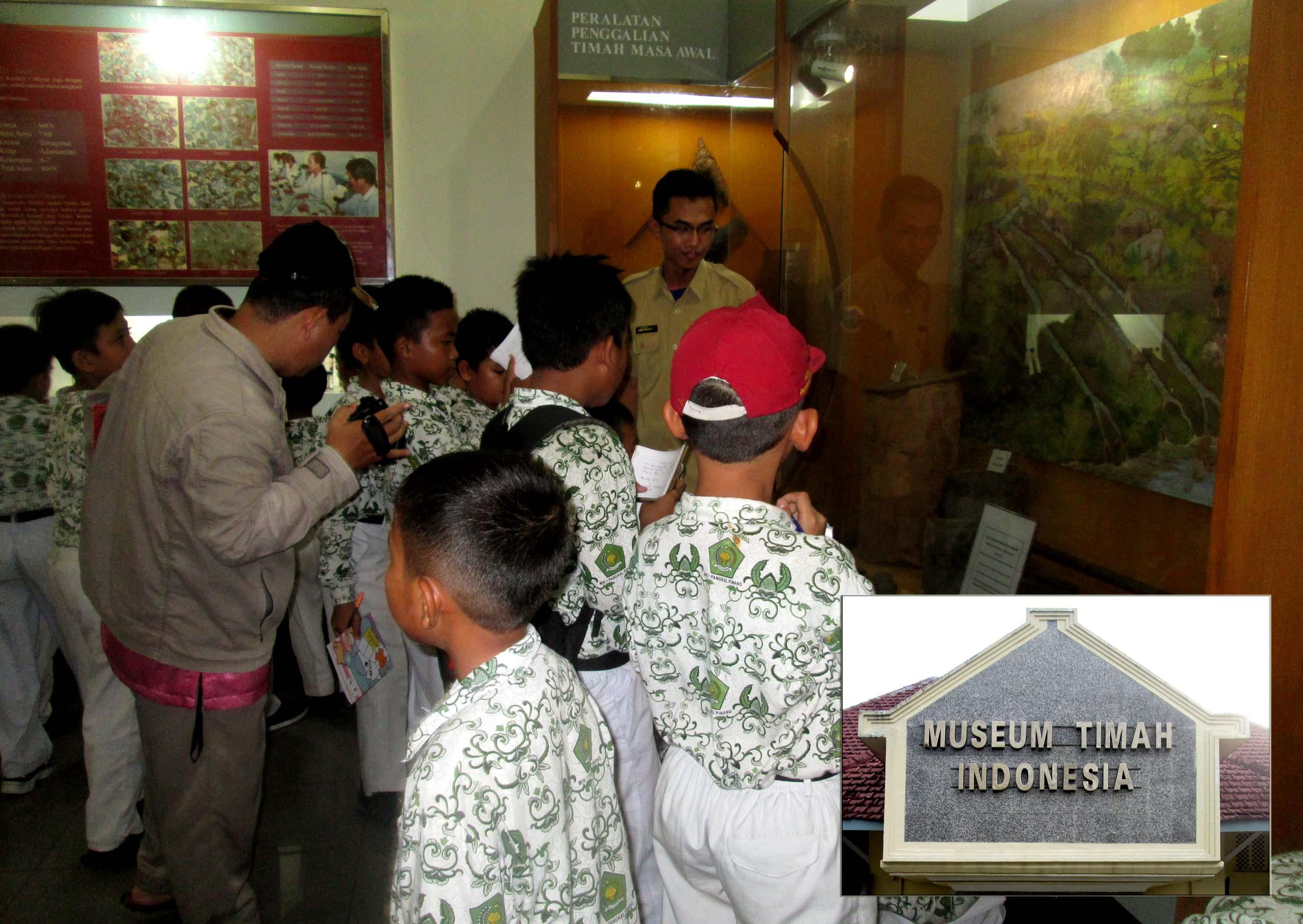 Kementerian Agama Provinsi Kepulauan Bangka Belitung Studi Banding Siswa Kelas