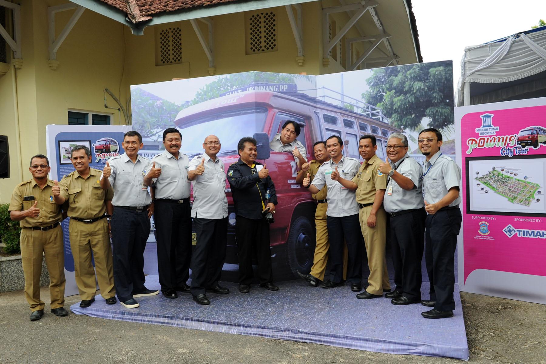 Kementerian Bumn Sebagai Bentuk Dukungan Pariwisata Edutaiment Masyarakat Bangka Belitung