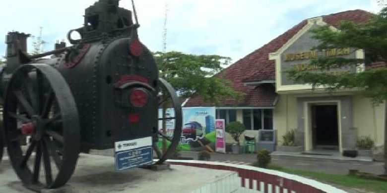 Liburan Ayo Belajar Sejarah Tambang Museum Timah Kompas Kontributor Pangkalpinang