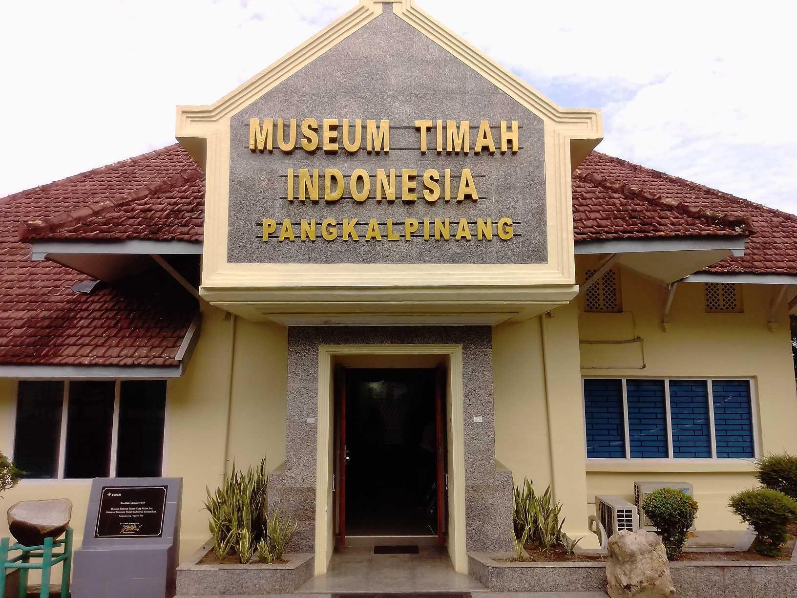 Menelusuri Warisan Sejarah Museum Timah Indonesia Pangkal Pinang Oleh Sharfina