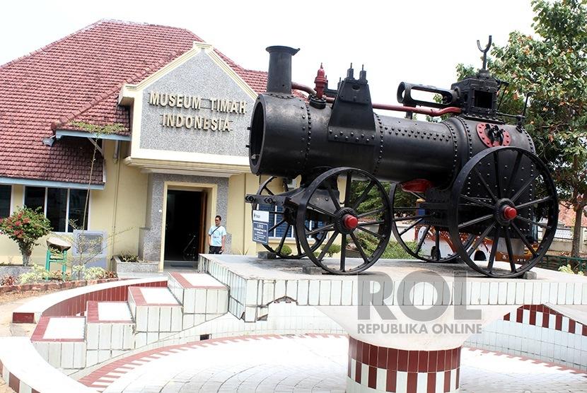 Menengok Satu Satunya Museum Timah Indonesia Republika Online Picture Kota
