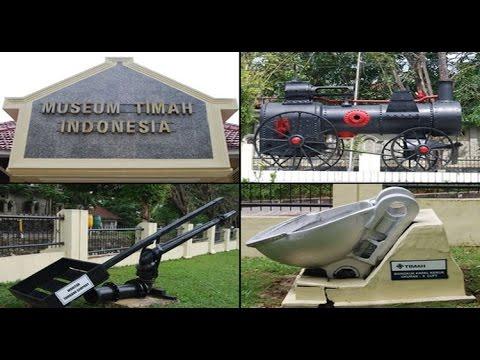 Mengunjungi Museum Timah Pangkal Pinang Bangka Belitung Indonesia Kota Pangkalpinang