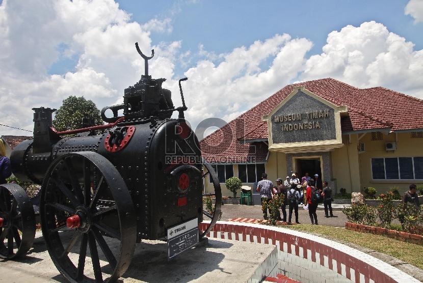 Museum Timah Indonesia Dikunjungi 118 203 Wisatawan Salah Satu Obyek