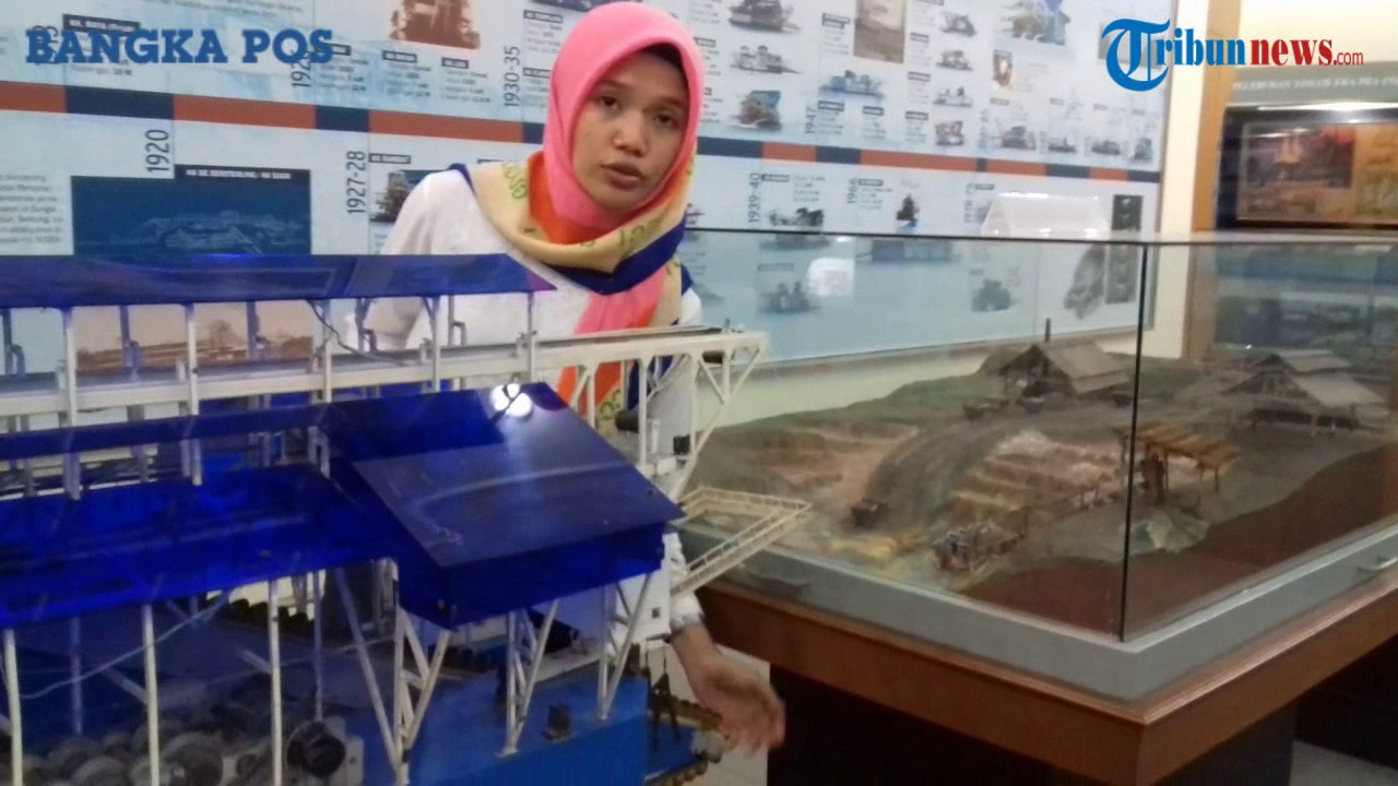 Museum Timah Indonesia Direhab Tunjang Wisata Pangkalpinang Kota