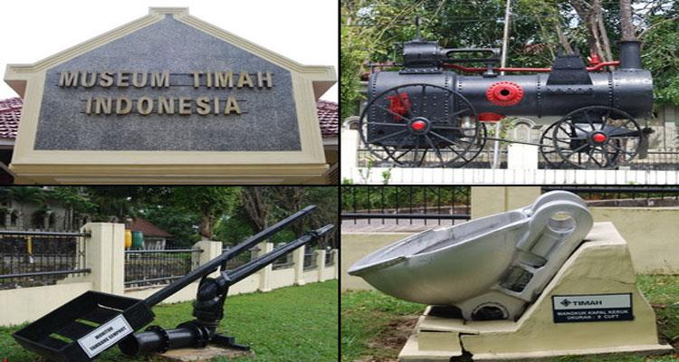 Museum Timah Kepulauan Bangka Belitung Pesona Keindahan Alam Indonesia Kota