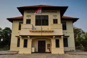 Museum Timah Muntok Indonesia Kota Pangkalpinang