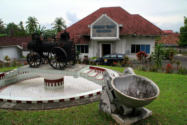 Museum Timah Pangkal Pinang Utiket Indonesia Kota Pangkalpinang