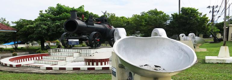 Museum Timah Pangkalpinang Tunawisma Indonesia Kota