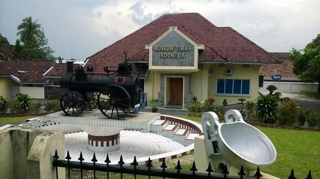 Museum Timah Saksi Sejarah Kedaulatan Indonesia Sportourism Id Kota Pangkalpinang