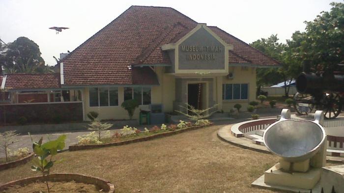 Museum Timah Tempat Perundingan Presiden Soekarno Bangka Pos Indonesia Kota