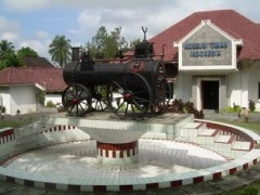 Museum Timah Wonderful Pangkalpinang Indonesia Kota