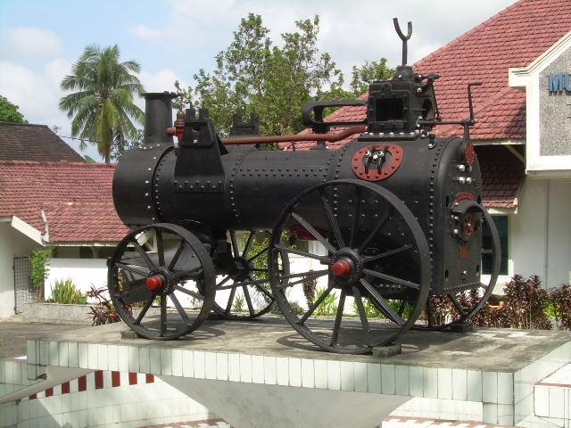 Pariwisata Pangkalpinang Museum Timah Indonesia Terletak Jalan Jenderal Ahmad Yani