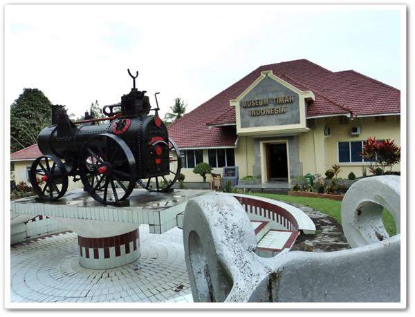 Pariwisata Pangkalpinang Wisata Sejarah Museum Timah Indonesia Terletak Jalan Jenderal