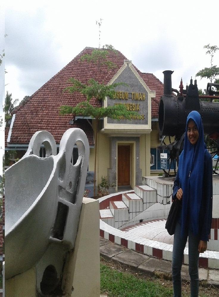 Pesona Pangkalpinang Museum Timah Indonesia Kota