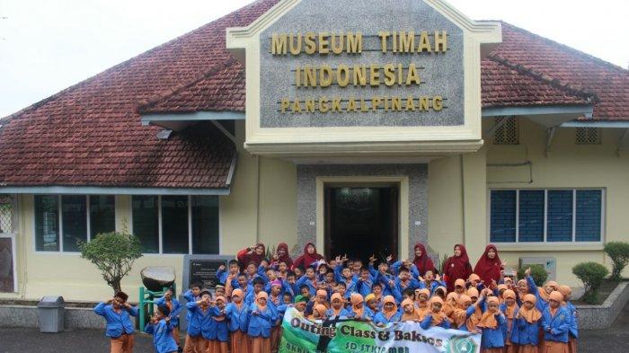 Siswa Sd Stkip Muhammadiyah Bersemangat Ikuti Outing Class Baksos Ist