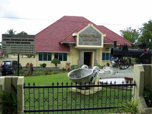 Travel Guide Bangka Island Indonesia Jotravelguide Tin Museum Timah Kota