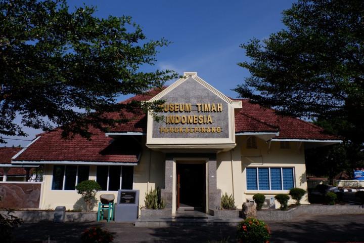 Travelling Bangka Belitung Sendirian Nggak Pensieve Museum Timah Indonesia Pangkalpinang