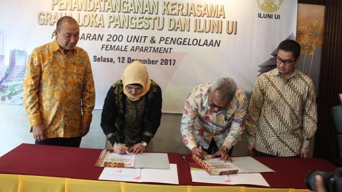 Female Apartment Depok Buka Peluang Investasi Alumni Ui Direktur Komersial