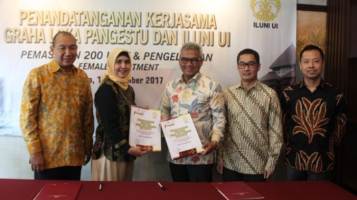 Female Apartment Depok Buka Peluang Investasi Alumni Ui Pemilik Pt