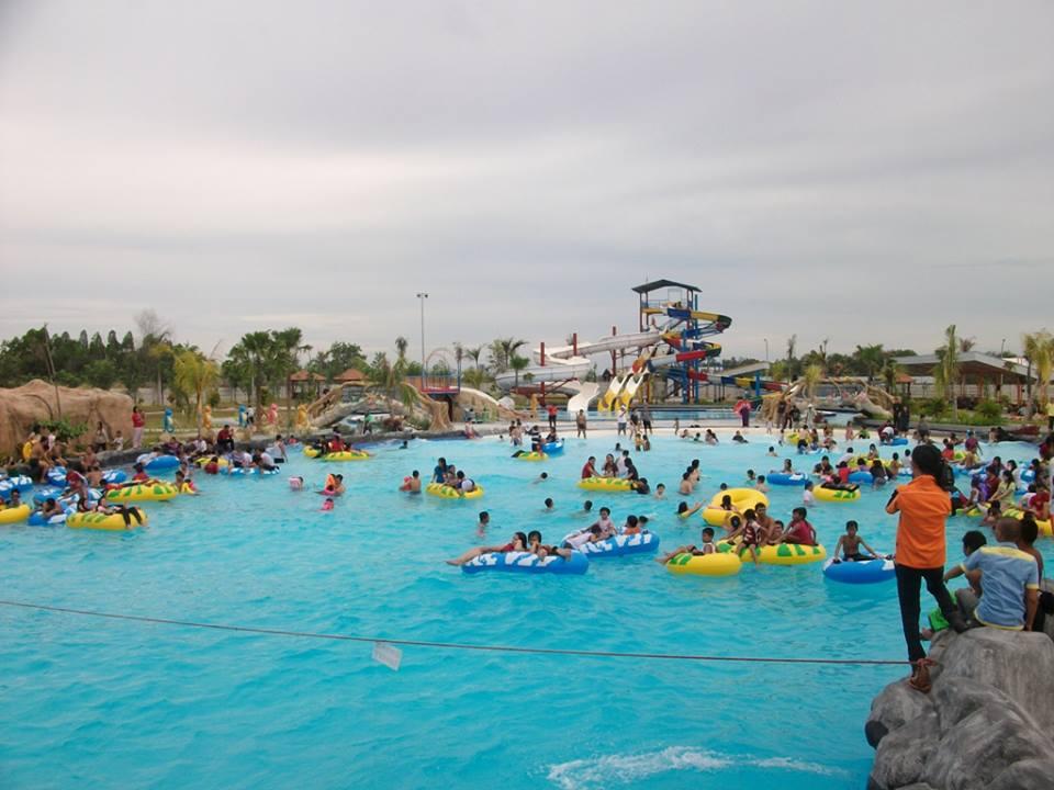 Pergi Berenang Boom Bara Pekanbaru Sidas Kolam Renang Pangestu Kota
