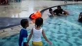 Renang Pangestu Waterpark Youtube 4 04 Kolam Kota Pekanbaru