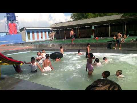 Renang Pangestu Waterpark Youtube Kolam Kota Pekanbaru