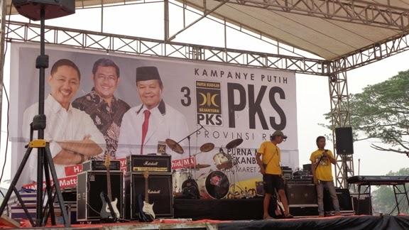 03 30 14 Indonesia Bangkit Dewan Pimpinan Wilayah Partai Keadilan