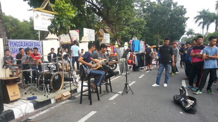 Cihuy Begawai Musik 3 Lapangan Purna Mtq Catat Hari Tanggalnya