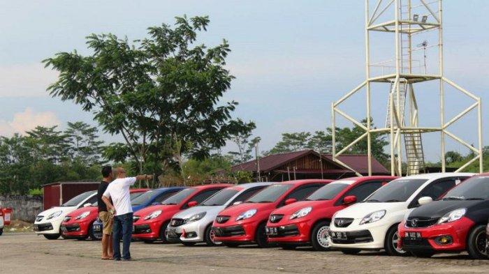 Foto Komunitas Honda Brio Community Gelar Kopdar Purna Mtq Pekanbaru